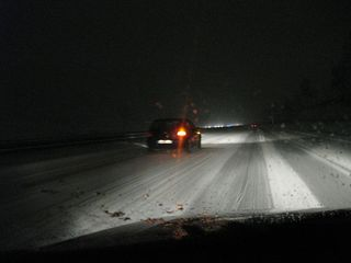 Driving in Snow: Seven Tips From An Ol' Sales Guy