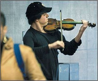 Positioning Matters, Even For Violinists