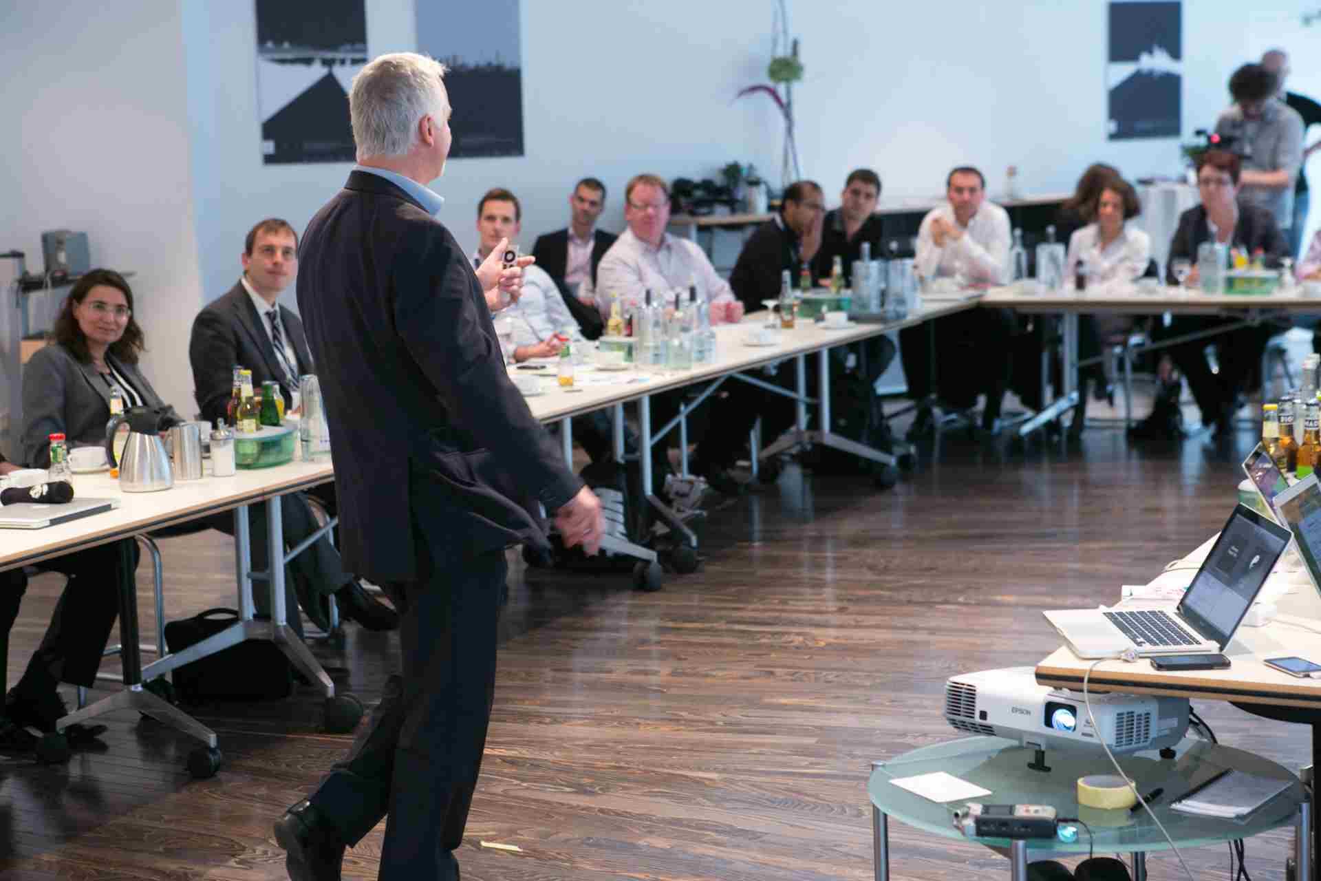 Spectacular Speaking, Bonn