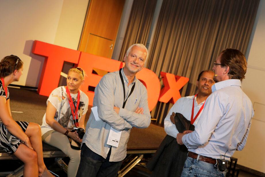 A Decade: TEDx Organizer, Speaker, Curator