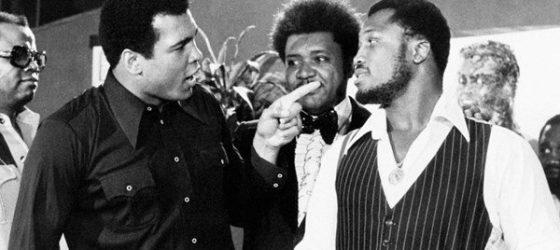 Joe Frazier's Role In Muhammed Ali's Story