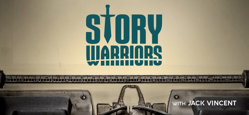Story Warriors #003:  Why We Fall In Love With Flawed Characters –  With Author Chris Corbett