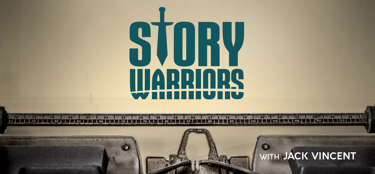 Story Warriors #002:  Start Late, Finish Early – Interview with Author, A.J. Steffort